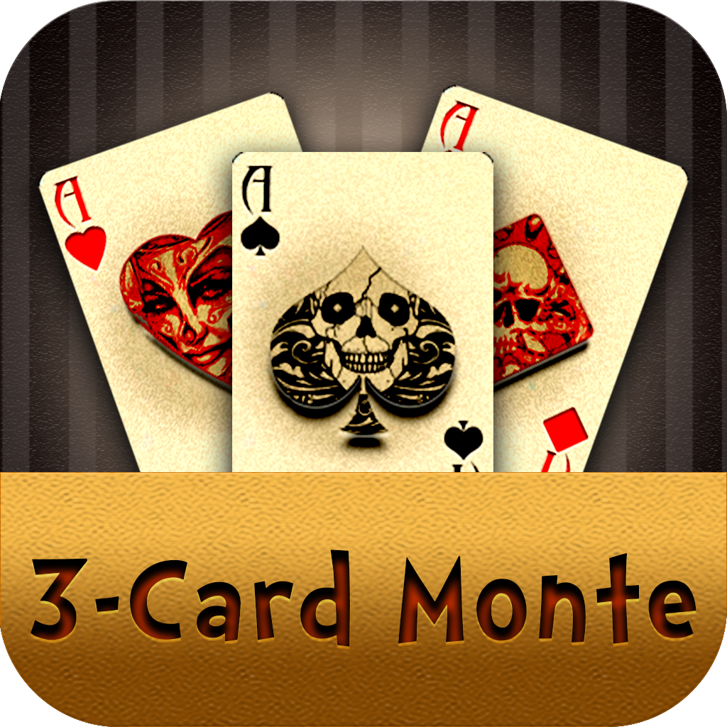 how to play 3 card monte